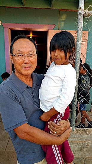 안요섭 선교사 – 2017년에 보내는 세 번째 선교편지