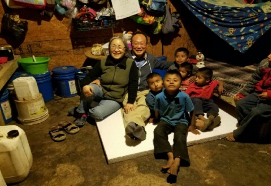 안요섭 선교사 – 2017년에 보내는 네번째 선교편지